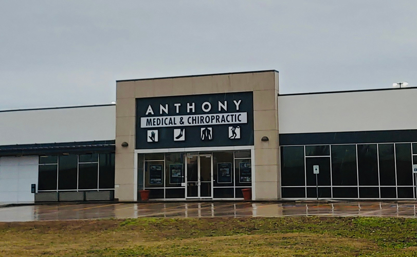 Chiropractic Killeen TX Office Building